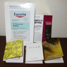 Bare Minerals Lipstick & Assorted Fragrance Sample of Name Brand Products #T0011