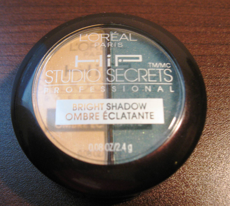 L�Oreal HIP Studio Secrets Eye Shadow Duo #318 Flashy New! #D618