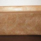 Bronze Ipsy Makeup Cosmetic Bag NEW #T1189