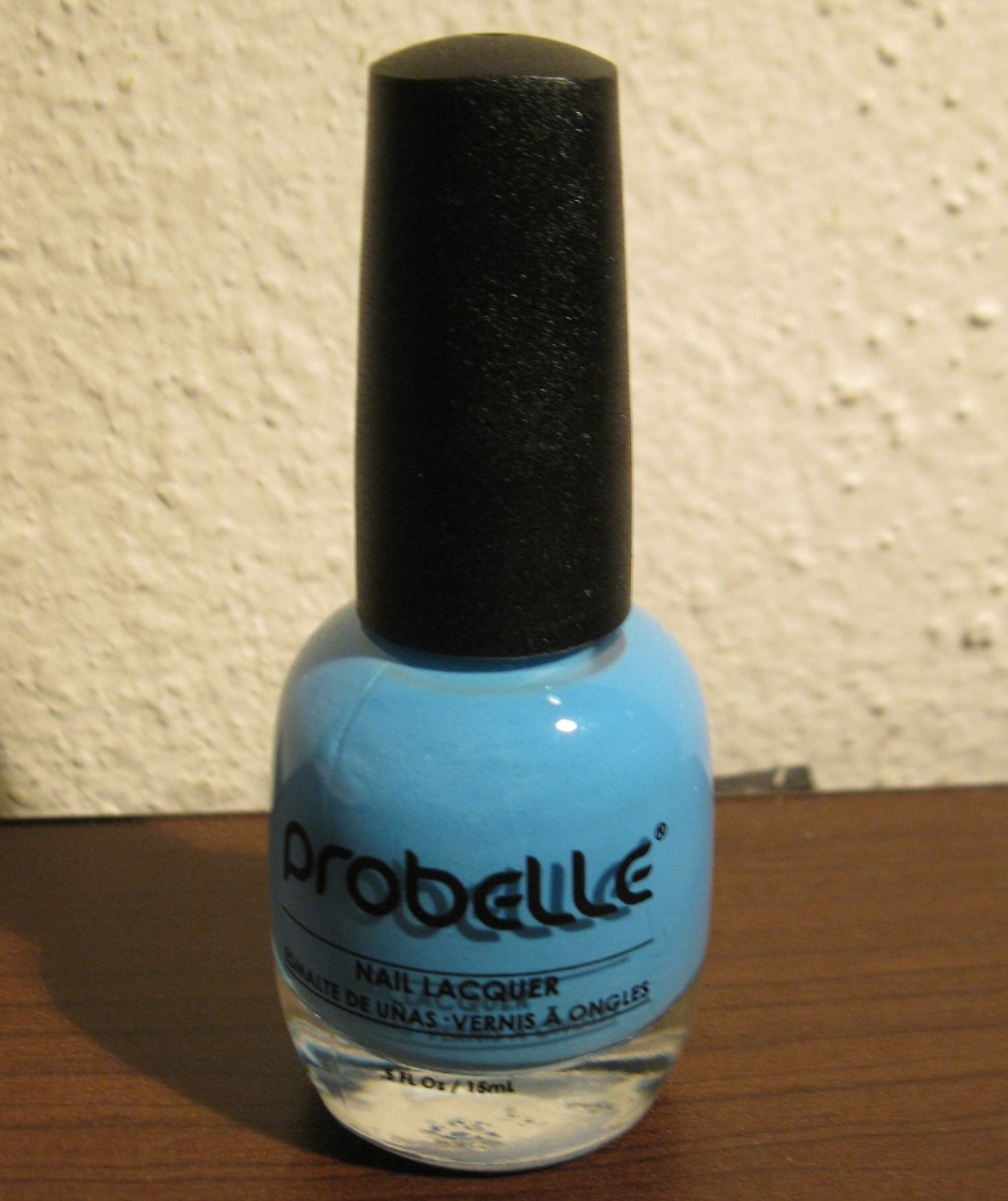 Probelle Nail Lacquer Polish Shade 0502 INTO THE BLUE .5 oz/15 ml New! #T1114