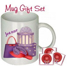 Red Hat Gift Set