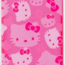 Hello Kitty Clear iPhone 4 Case Pink