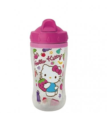 Hello Kitty Straw Cup: Fruit