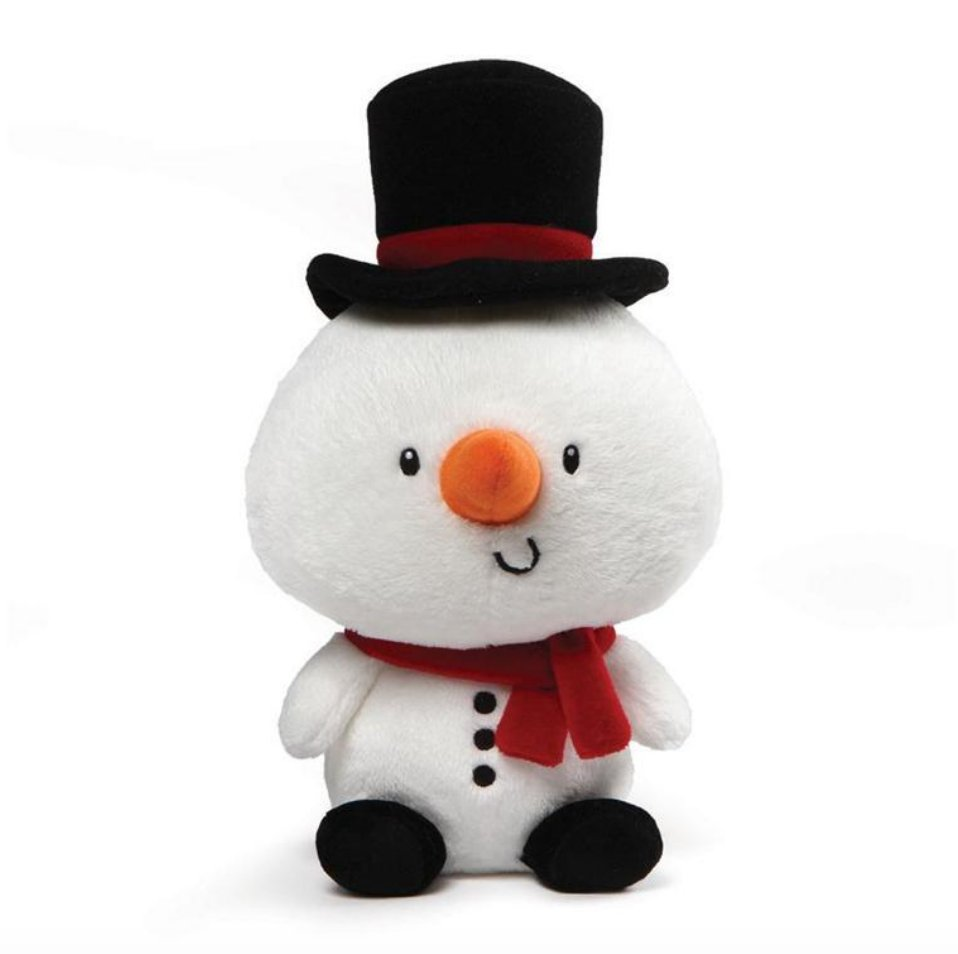 Gund Chilly Snowman 7 Quot Plush