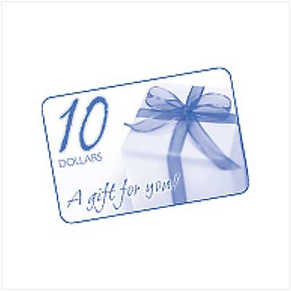 $10 WESTBENDGIFTS GIFT CARD