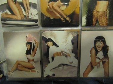 Julie Strain's Bettie 2000 Collector Cards