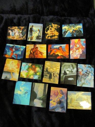 30 Years of Magic:  Greg Hildebrandt II Collector Cards