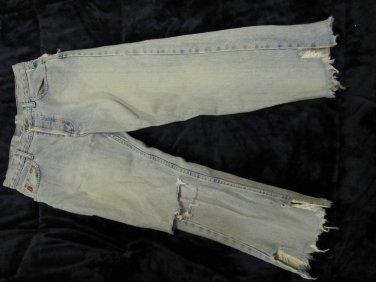 l.e.i. Button Fly Jeans