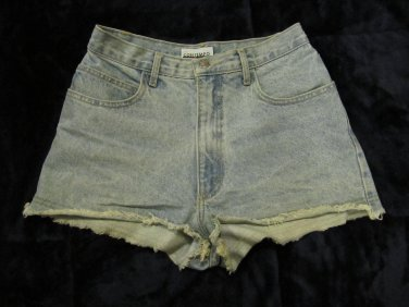 Contempo Casual Jean Shorts