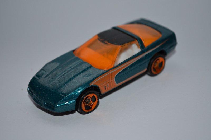 1980 Corvette For Sale >> HOT WHEELS 1980. CORVETTE. M I 1982 THAILAND.