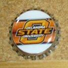 OSU (Oklahoma State University) Bottlecap Magnet #1