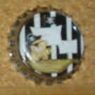 Chubby Bear Pirate Bottlecap Magnet #13