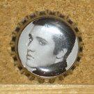 Elvis Bottlecap Magnet #10