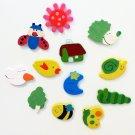 Play Magnets Farmyard Animals Set Of 12