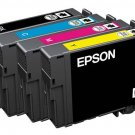 4 Color Compatible Epson T1771 , T1772 , T1773 , T1774 B/C/M/Y Ink Cartridge