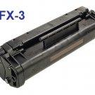 Compatible Canon Black Toner Cartridge FX 3 140g 2500 Page 100% New