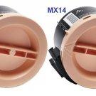 2 X pack Compatible Epson Black Toner Cartridge MX 14 130g 2200 Page 100% New