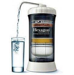 Hexagon 8-Stage Water Purifier Filter