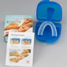 STOP SNORING Anti Snore Mouthpiece Apnea Guard Bruxism Tray Sleeping Aid
