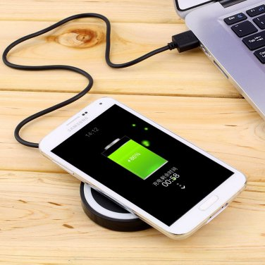 Universal Qi Wireless Power Charging Charger Pad For Mobile Phone Smart Phone