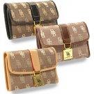 Signature Jacquard Fashion Wallet