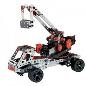 Erector Motorized Special Building set