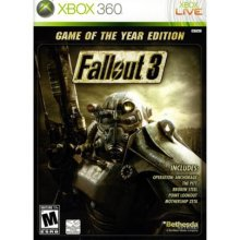 Fallout 3: Game of the Year Edition [Xbox 360 Game]