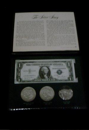 U.S. Silver Story Set