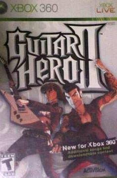 guitar hero 2 for Xbox 360