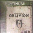 The Elder Scrolls IV Oblivion Platinum Hits
