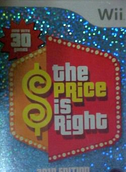 The Price is Right Nintendo Wii