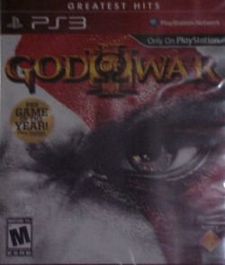 God of War III  Game Of The Year