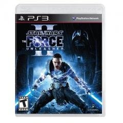 star wars 2 the force unleashed PS3