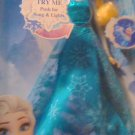 Frozen Elsa Musical lights Doll