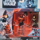 Star Wars Seventh Sister Inquisitor VS. Darth Maul Action figure