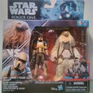 Star Wars Rogue One  Scariff Stormtrooper Vs Moroff  Action Figure