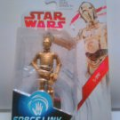 C-3po Star Wars Force link Action Figure