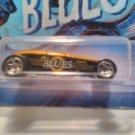 Hot Wheels Delta Blues '33 Ford Lo Boy