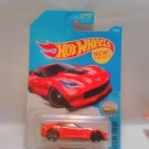 Hot Wheels Corvette C7 Z06