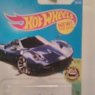 Hot Wheels '17 Paganism Huayra Roadsterr