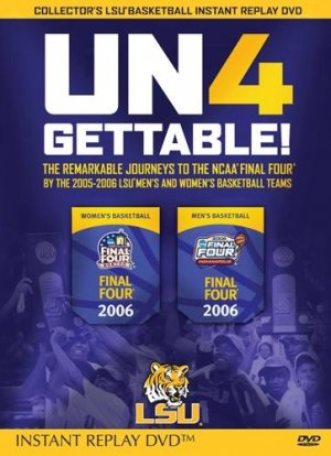 LSU 2005-06  Basketball Journey-DVDUn4Gettable! -