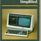 CBASIC Simplified by Jeffrey R. Webster