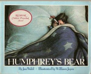 Humphrey's Bear by Jan Wahl