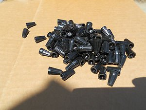100 pcs. Ideal Twist - On High Temperature Wire Connectors   16 - 18 , 71 - B