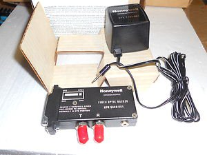 Honeywell HFM 5000 - 001 Fiber Optic Link , RS 232 - C