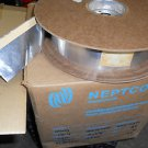 "lot 2000' Neptco aluminum shielding 2 5/8"" wide x .005"" thick"