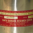 Santa Barbara Research Center model 40742 Ge:Au (HS) Detector M610