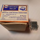 Advanced Relay Crystal Can VR / 2C / 675D - 13