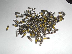 """Lot 1000 Socket head set screw 6 - 32 thread x 5/8"""" long 18 - 8 SS"""