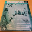 Magnus 12-16 Chord Organ Music Book Time to Relax Book # 306